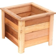 Susquehanna Garden Concepts Cedar Planter Box; Large