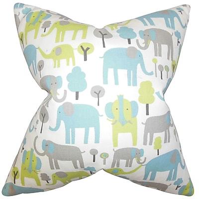 The Pillow Collection Carleton Animal Print Bedding Sham; King