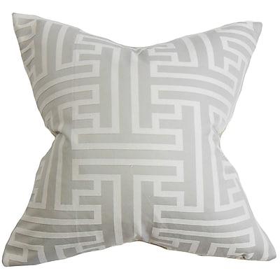 The Pillow Collection Roscoe Geometric Bedding Sham; Standard