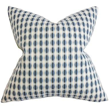 The Pillow Collection Italo Geometric Bedding Sham; Euro