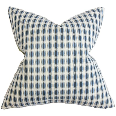 The Pillow Collection Italo Geometric Bedding Sham; Queen
