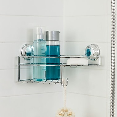 Better Living Products Twist N Lock Plus Shower Caddy