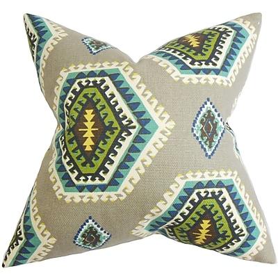 The Pillow Collection Lorne Geometric Bedding Sham; Standard
