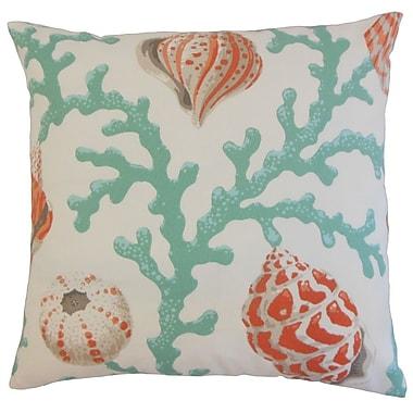 The Pillow Collection Kaelem Outdoor Sham; Standard
