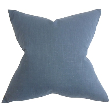 The Pillow Collection Ninian Solid Bedding Sham; King
