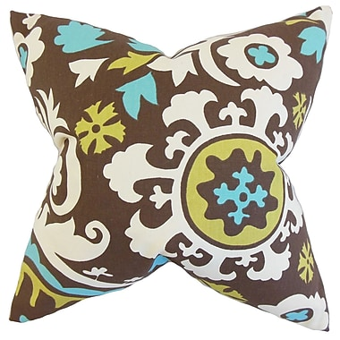 The Pillow Collection Pavati Floral Bedding Sham; Standard