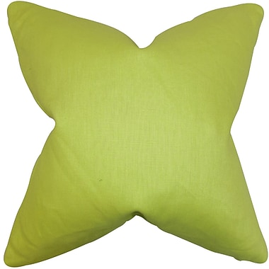 The Pillow Collection Daumier Solid Bedding Sham; Queen