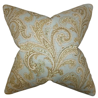The Pillow Collection Hazaiah Floral Bedding Sham; Standard