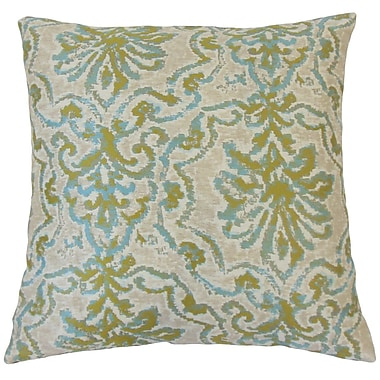The Pillow Collection Uheri Damask Bedding Sham; Standard