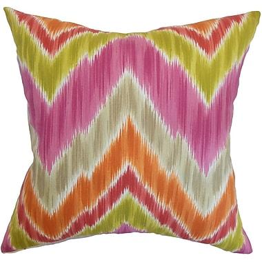 The Pillow Collection Afutara Ikat Bedding Sham; Euro