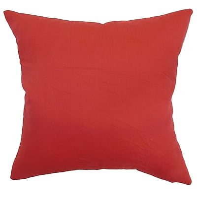 The Pillow Collection Calvi Plain Bedding Sham; King
