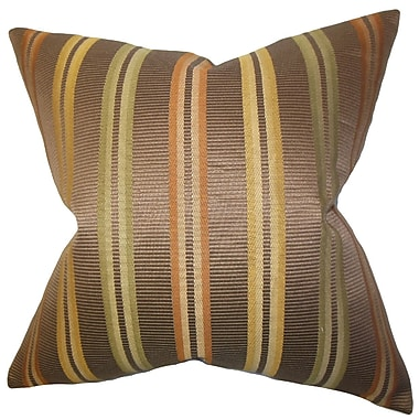 The Pillow Collection Dorsey Stripes Bedding Sham; King
