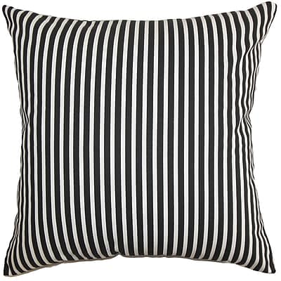 The Pillow Collection Elvy Stripes Bedding Sham; King