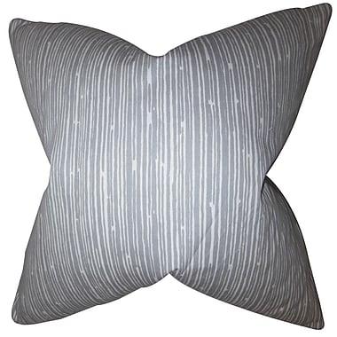 The Pillow Collection Hecuba Stripes Bedding Sham; Standard