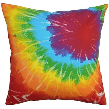 The Pillow Collection Betrys Tie Dye Bedding Sham; Queen