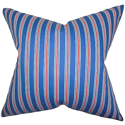 The Pillow Collection Corliss Stripes Bedding Sham; King