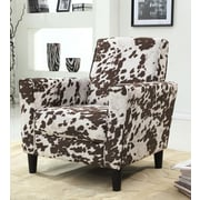 Container Cow Spot Armchair