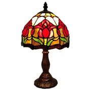 AmoraLighting Tulips 14'' Table Lamp