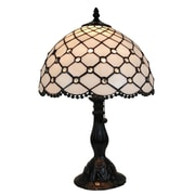 AmoraLighting Jewel 19'' Table Lamp