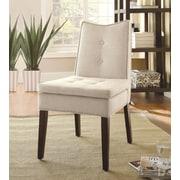 A&J Homes Studio Lisa Side Chair (Set of 2)