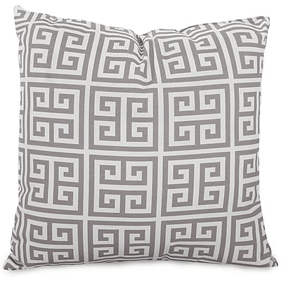 Majestic Home Goods Towers Throw Pillow; 20'' H x 20'' W
