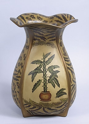 AA Importing Palm Tree Vase