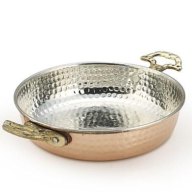 Kuprum Copper-Core Frying Pan; 6.3'' Diameter