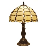 AmoraLighting Cascade 19'' Table Lamp