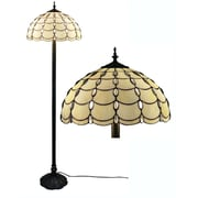 AmoraLighting Cascade 24'' Table Lamp