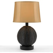 AF Lighting Portico 23.5'' Table Lamp; Gold