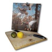 WGI GALLERY Greenhead Haven 12'' x 12'' Cutting Board