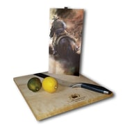 WGI GALLERY Ropin the Wind 12'' x 6'' Cutting Board