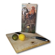WGI GALLERY A New Day 12'' x 6'' Cutting Board