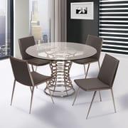 Armen Living Ibiza Dining Table