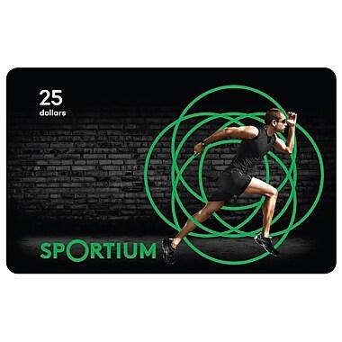 Sportium $25 Gift Card