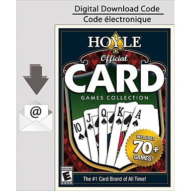 Encore Hoyle Official Card Games Collection 2015, Mac [Download]
