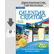 Encore Calendar Creator 12.1, PC [Download]