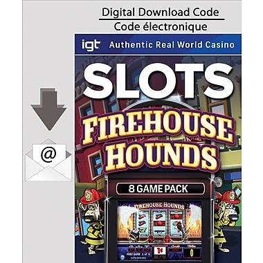Encore IGT Firehouse Hounds 8-Pack, PC [Download]