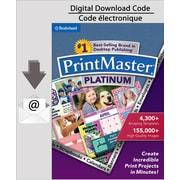 Encore – PrintMaster Platinum 7, PC [Téléchargement]