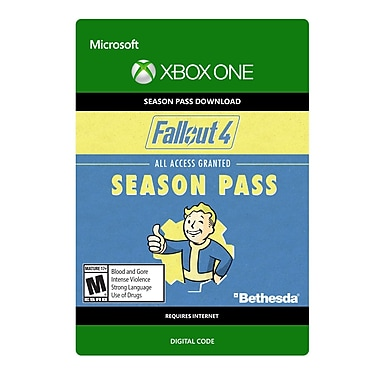 Bethesda Fallout 4 Season Pass, Xbox One [Download]