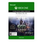 Bethesda – The Elder Scrolls Online Tamriel Unlimited Edition 3000 crowns, Xbox One [Téléchargement]