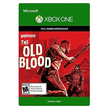 Bethesda Wolfenstein The Old Blood, Xbox One [Download]