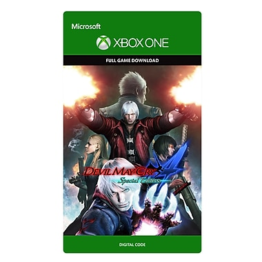 Capcom Devil May Cry 4 Special Edition, Xbox One [Download]