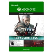 CD Projekt The Witcher 3: Wild Hunt Expansion Pass, Xbox One [Download]