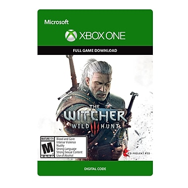 CD Projekt The Witcher 3: Wild Hunt, Xbox One [Download]
