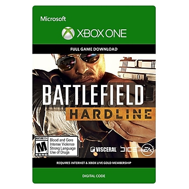 Electronic Arts Battlefield Hardline, Xbox One [Download]