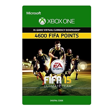Electronic Arts FIFA 15 Ultimate Team 4,600 Points, Xbox One [Download]