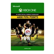 Electronic Arts – FIFA 15 Ultimate Team 4600 points, Xbox One [Téléchargement]