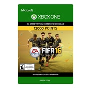 Electronic Arts – FIFA 16 Ultimate Team 12 000 points, Xbox One [Téléchargement]