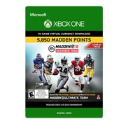 Electronic Arts – Madden NFL 16 5850 points, Xbox One [Téléchargement]